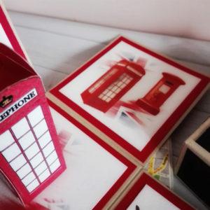 explosion box Londra